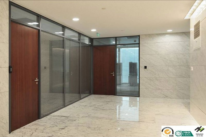 german halumm office partition aluminium partition similar with steel partition like