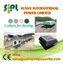 solar air conditioner vent kits new-solar energy systems Solar Panel Powered Attic Air Ventilation Fan new product