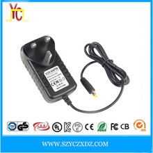 Free Sample AC/DC 24V 1A wall charger power adapter