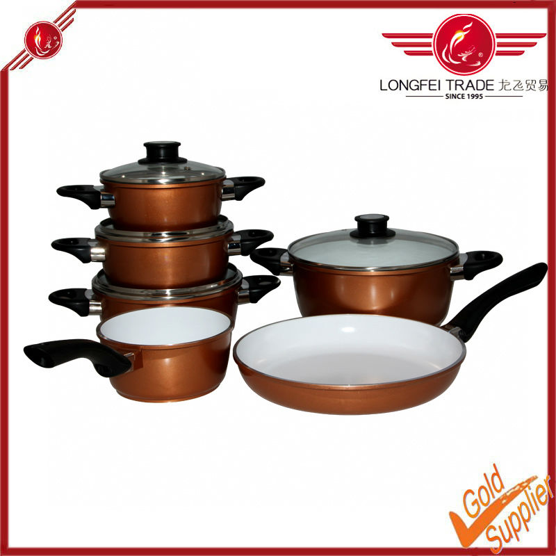 2014 popular milk pan/aluminum pot/ kitchen pot set