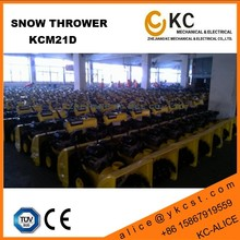 Snow sweeper blowers/snow blowing machine