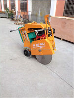 Conmec Road Cutter with 650mm Diamond Blade