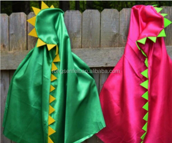 dinosaur capes for Halloween