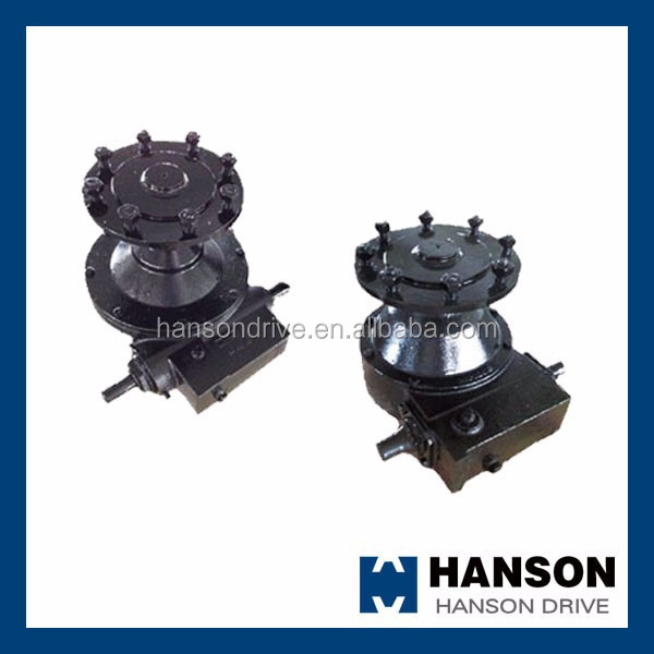 Hanson - Wheel Drive Gearbox for Irrigation System