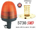 New Super Bright LED Warning light, Car Warning Beacon(KF-WB-162E),Warm White High Power 5730 SMD LED,Flexible Din Mount Pole
