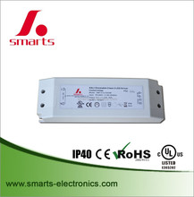 IP20 CV 20w plastic case DALI dimmable LED driver