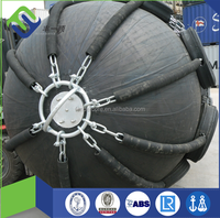Cylindrical Rubber Fender for Boat