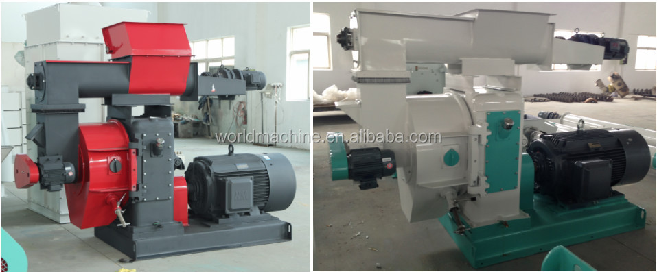 (Skype: hnlily07) 1.5T Per Hour Wood Pellets Fuel Making Machine With CE