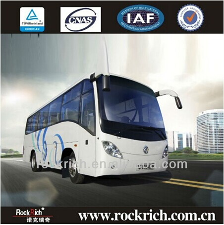 EQ6831L3G 8.3M Left Hand Drive Luxury Bus Size