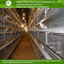 automatic poultry layer H type battery cages systems