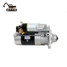 Chinese Supplier Starter Motor Parts For ZX330 6HK1 Engine Parts 8-98141206-0 8-98141206-1