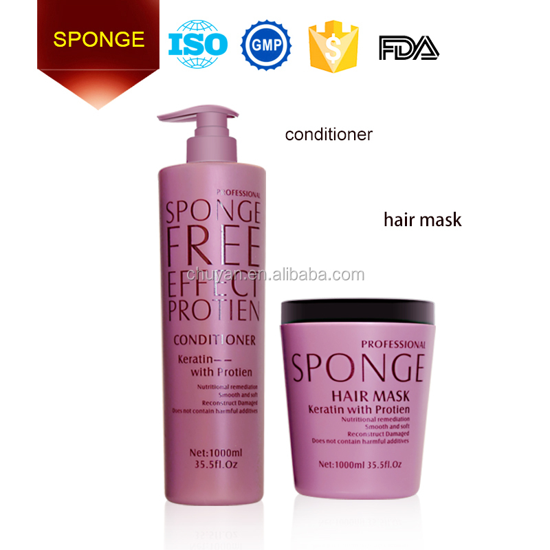 2018 hot sell protein hair moisturizing hair conditioner1000ml