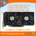 OEM NVIDIA GeForce GTX 760 4GB GDDR5 2DVI/HDMII/DisplayPort PCI-Express Graphics Video Card