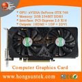 OEM NVIDIA GeForce GTX760 4GB GDDR5 2DVI/HDMII/DisplayPort PCI-Express Graphics VGA Card