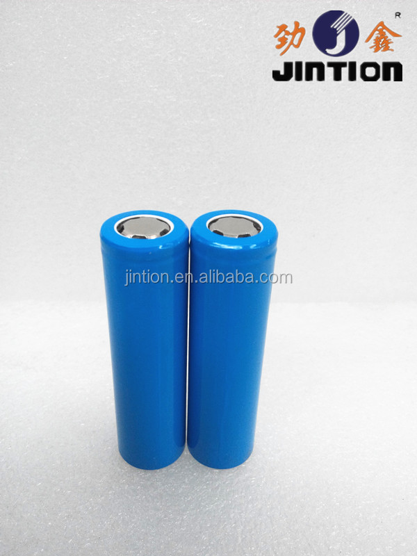 Li-ion 18650 3.7v 1200mAh rechargeable battery