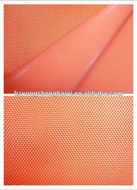 1680d waterproof pvc coated fabric for bag