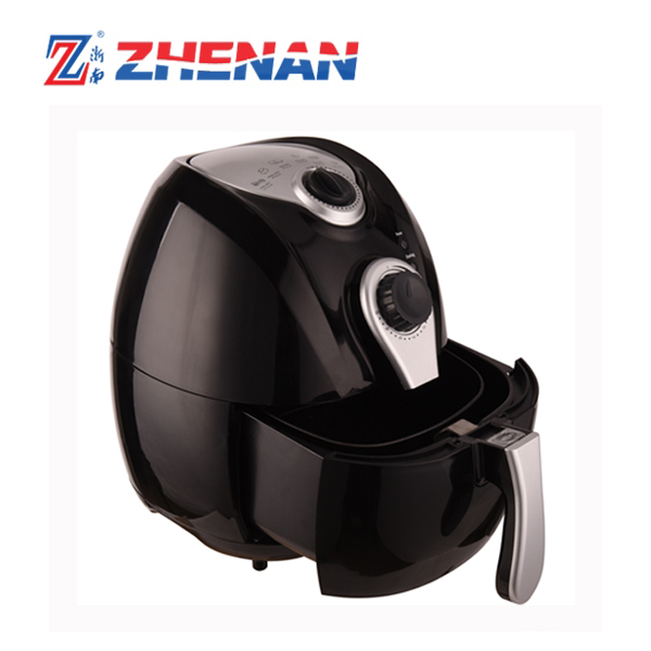 kitchen equipment round PTFE air deep fryer without oil