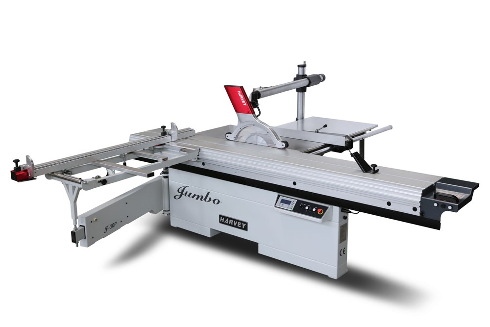 J-30P Electronic Panel Saw Woodworking Machine