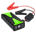 12V gasoline vehicles power station supply 16800mah ultra power mistake proof power bank and jump starter