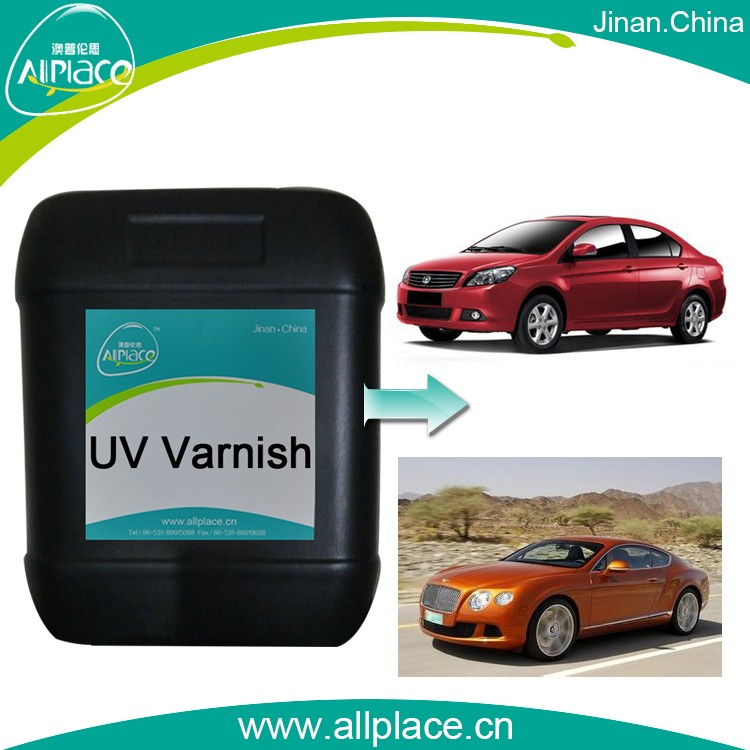 High-quality excellent adhesive uv curable car UV finishing liquid