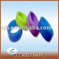 Promotional Gift Of Fashionable Silicon Rubber Thumb Ring TR140