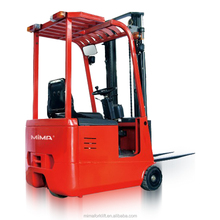 Mini type couterbalance forklift truck 3-wheel TKA model pls contact MIMA factory