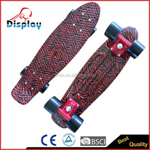 High Quality Fish Sakteboard, Cheap Price 4 Wheels Kids Electric Fish Skateboard for Sale