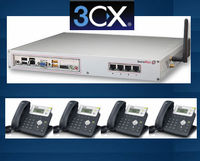 IP PBX System - Small Business 8 Simultaneous Calls