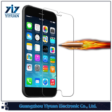 Trade Assurance !! Cell Phone 0.2Mm Thickness 9H Tempered Glass Screen Protector For iPhone6S