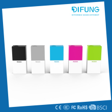 factory price mobile charger 6600mah portable power bank, perfect portable power bank