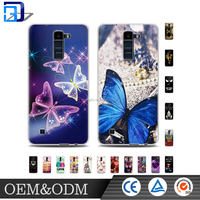 Hot Sell Various Color Silicone TPU Bumper Case Cover For LG K10