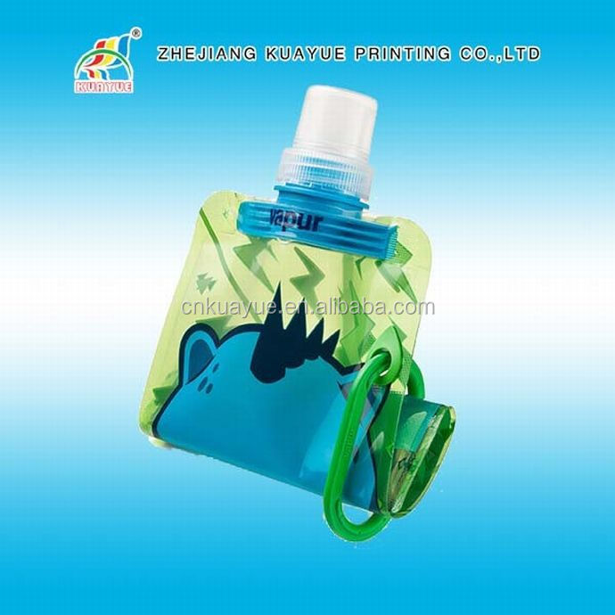 Customized Factory Price Drinking Water Pouch,Disposable Plastic Drinking Water Bottle,Plastic Sports Bottle