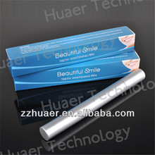 CE approved best quality teeth whitening pen five colors| OEM