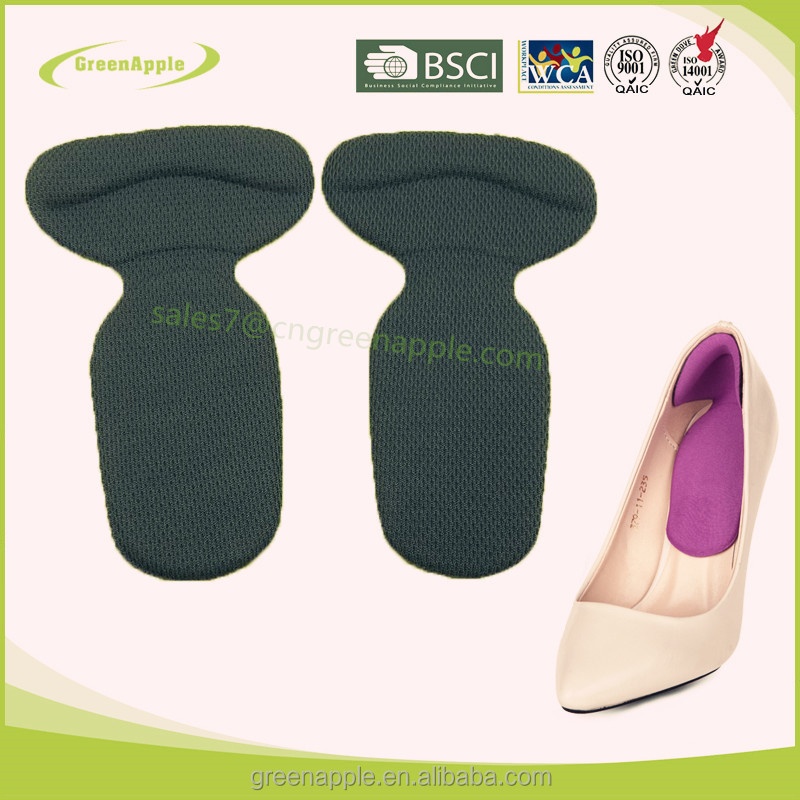 Foot Heath Care Insole Women Dress shoes High Heels Hidden Comfort Self Adhesive Heel Spur Cushions Portection Gel Liner Gripper