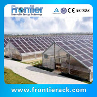 Agricultural Solar Greenhouse