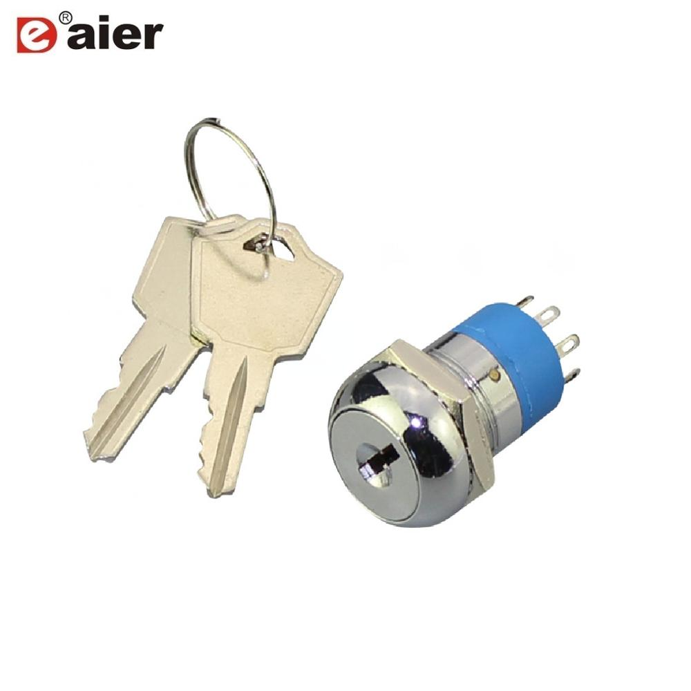 Wholesale Car Key Switch Online Buy Best From China 3 Way For 19mm 2a Zinc Round Flat Strongcar Strong