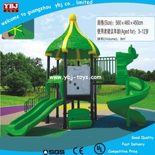 Forest playground big size children outdoor playground on sale