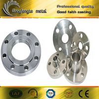 ANSI Standard Carbon Steel Material welding ring flanges