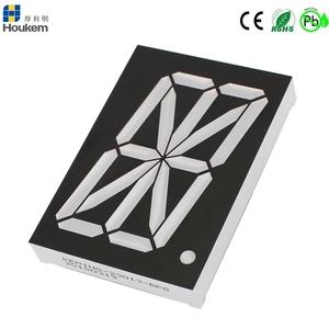Alphanumeric 2.3 inch fys-23012a/bx-xx 16 segment led display