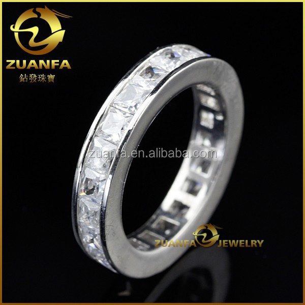 cubic zirconia italian wedding jewelry mens wedding bands