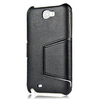 stand and flip case cover for samsung galaxy note 2 n7100