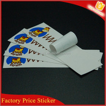 0.12mm water resistant tank cover sticker