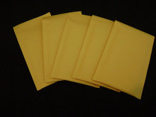 Bubble Lining Kraft Paper Envelope for Photo Frame Packaging