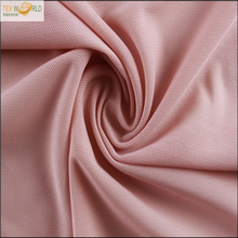 90 nylon 10 spandex knitted mesh fabric for underwear