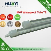 TUV/CE 3 Years' warranty super brightness T8 Lighting for refrigerator Waterproof LED Tube
