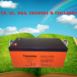 Good Quality Solar Battery 12V 300Ah Dry Cell Battery For Solar Energy Battery