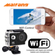 Hot Sale Waterproof 4K Mini Action Sport Camera DV Camera Firmware with Wifi Function
