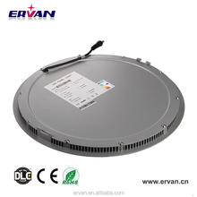 Superior service IP20 AC 100-277V 1875lm 22W round dimmable led panel light