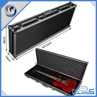 MLDGJ526 Aluminum Instrument Guitar Case With High Quality and Good design