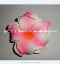 hair decoration indonisia style foam hawaiian flower